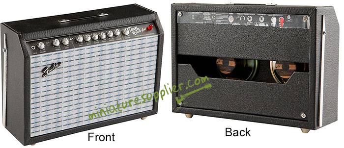 marshall amplifire miniature from Bali
