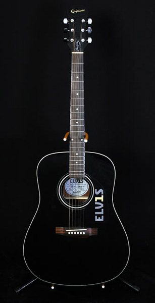 Elvis presley guitar acoustic  Miniature