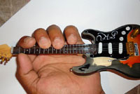 exclusive miniature guitar